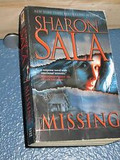Missing by Sharon Sala *FREE SHIPPING * 0778320847