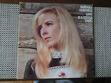 Barbara Fairchild - Love is a Gentle Thing - record is near mint