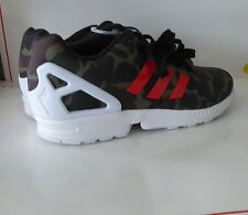 NEW MENS ADIDAS ZX FLUX SNEAKERS BB2176 CASUAL SHOES US SIZE 9