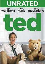 Ted (DVD, 2015, With Movie Cash)