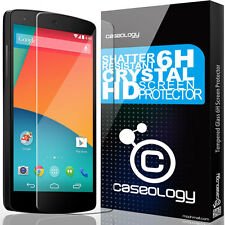 Caseology® [SHATTER RESISTANT] LCD Screen Protector Film For Nexus 5