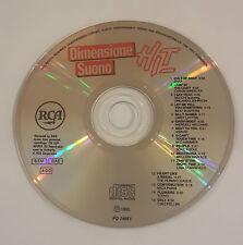 CD MUSICALE DIMENSIONE SUONO HIT ANNO 1990