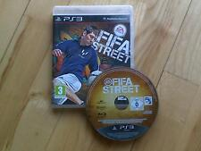 Fifa Street 4 PS3 2012 street football with Bale & Messi