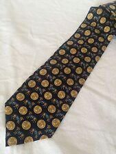 FENDI Cravatte cravatta tie 100% seta silk original Made in Italy nuova new