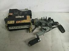 Mazda RX-8 EGI Engine ECU With Barrel & Key N3H818881F 279700-2286