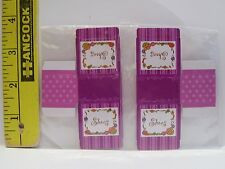 MINIATURE RE-MENT DIY SHOE BOXES FOR DOLLS 1/6 SCALE LITTLES RETIRED