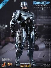 "Hot Toys ROBOCOP (1987) DIECAST 12"" Action Figure 1/6 Scale MMS202 D04"