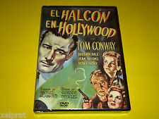 EL HALCON EN HOLLYWOOD / The Falcon in Hollywood ENGLISH Español Precintada