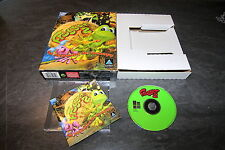 JEU PC BIGBOX CD-ROM FROGGER 2 LA REVANCHE DE SWAMPY COMPLET OCCASION EDITION FR