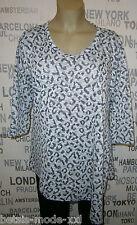 eleganter leichter Strick-Pullover Animal-Design  Gr. 5 (50/52) OPHILIA, NEU %%%