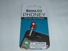 NEW GAMA GO PHONEY CELL PHONE TABLET CHARM SPRAYCAN IPHONE 5 6 GALAXY S5 NOTE