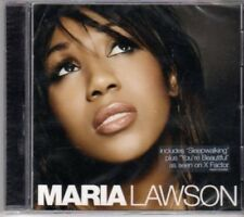 (BK23) Maria Lawson, Maria Lawson - 2006 sealed CD