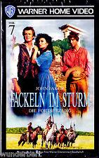 """VHS - neu & ovp - """" Fackeln im STURM - Die Fortsetzung - Teil 7 """" (1994)"""