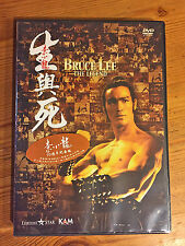 Bruce Lee The Legend plus The Man & Legend Rare 2 Documentary Martial Arts DVD