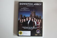 Downton Abbey Season 3 [Region 4] - DVD VGC