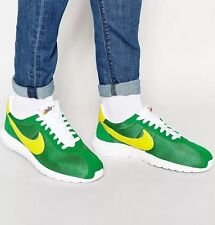 NIKE ROSHE LD 1000 QS Trainers Shoes Like Rosherun Cortez - UK 7 (EUR 41) Green