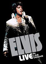 ELVIS PRESLEY - LIVE IN LAS VEGAS 4 CD NEU