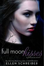 Ellen Schreiber  Full Moon Kisses     Teen   Harlequin Teen  Pbk NEW