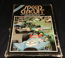 Sports illustrated speed circuit avalon hill 1977 board game