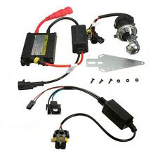Motorcycle Headlight HID Xenon H4 HI/LO Bulb 6000K 35W Ballast Conversion Kit