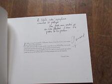 ALBUM GERARD CORTEZ poetique et versicolore symphonie + envoi 2005 ill. lataste