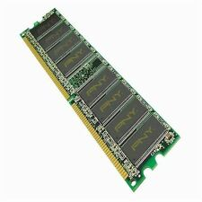 PNY OPTIMA 1GB DDR 400 MHz PC3200 Desktop DIMM Memory Module MD1024SD1-400 *NEW*