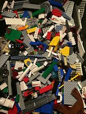 Lego 1000+ Pieces 2.5 Pounds Bricks Bulk Used Lot Random Clean FREE PRIORITY A1