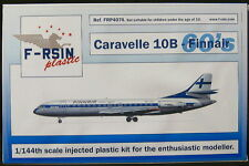 F-RSIN Models 1/144 SUD AVIATION CARAVELLE 10B Finnair Airlines 1960's Scheme