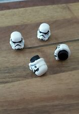 LEGO StarWars StormTrooper Dust Valve Caps. Fits VW Type 25 van alloy wheels