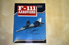 Buch F-111 AArdvark Anthony M. Thornborough