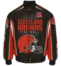 Cleveland Browns Men's NFL G-III Burst Twill Jacket Size XL Free Ship