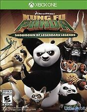 NEW Xbox One Kung Fu Panda: Showdown of Legendary Legends video game