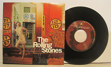 """Rolling Stones """"Saint of Me"""" 45rpm w/ PS NM Store Stock"""