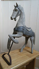 Wooden  horse, French shabby chic - beautiful gift