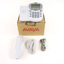 Avaya 2410 Digital Telephone Rare Ultra Light Gray Color NIB
