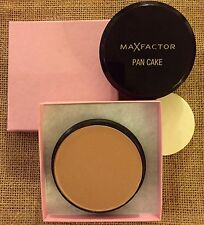 *SALE * TAN #2 - MaxFactor PanCake Foundation - With Box&Sponge Shipped from USA
