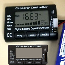 CellMeter-7 RC Digital Battery Cell Capacity Checker Tester LiPo LiFe Li-ion