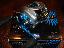 DAIWA ZILLION COASTAL 100 HSA 7.3:1 RIGHT HANDED BAITCASTING REEL JAPAN