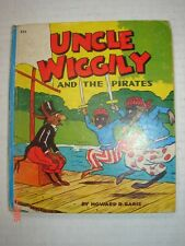 UNCLE WIGGILY and the PIRATES 1940 Howard R Garis Lang Campbell Whitman Publ