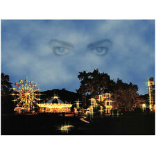 Michael Jackson Montage of Eyes Over Neverland Ranch 8 x 10 Inch Photo