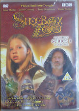 Shoebox Zoo - Series 1 - Complete BBC DVD 2-Disc Set New & Sealed