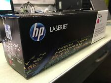 New/Unopened HP 131A Magenta Toner Cartridge (CF213A)