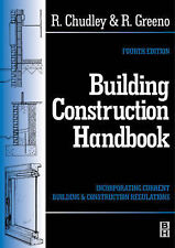 Building Construction Handbook, Fourth Edition-ExLibrary
