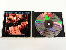 ERIC CLAPTON TIMEPIECES - THE BEST OF CD