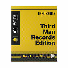 Impossible / Polaroid Third Man Records Edition - Instant Film for Polaroid 600