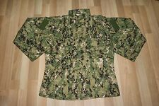 NWT NWU Type III Navy Seal AOR2 Digital Woodland COMBAT Blouse Many Size