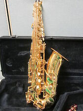 Yamaha YAS-62 Professional Series Alto Saxophone with Jody Jazz Mouthpiece