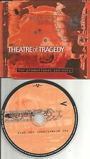 THEATRE OF TRAGEDY Machine / Image EUROPE PROMO DJ CD single USA SELLER 2000