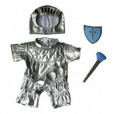"Medieval knight costume outfit teddy clothes to fit 15"" build a bear plush"