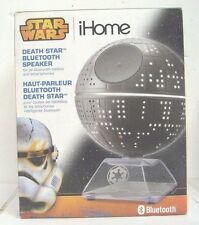 iHome Star Wars Death Star™ Bluetooth Speaker Tablets & Smartphones Rechargeable